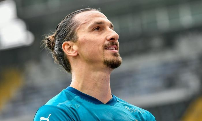 VIDEO | Zlatan Ibrahimovic, victimă în Serbia! Insultele dure primite de starul lui AC Milan la Belgrad, în timpul meciului cu Steaua Roșie