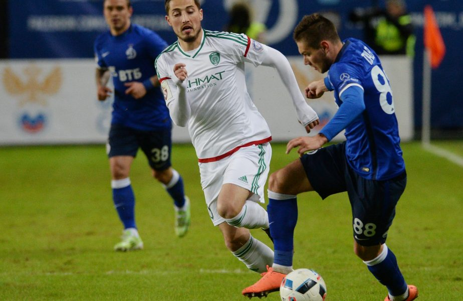 Gicu chiar a fost GROZAV! Hat-trick de senzaţie al românului, după ce a intrat pe teren în minutul 55