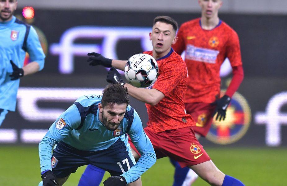"""Mesajul lui Olimpiu Moruțan pentru Gigi Becali. """"Când te critică patronul, înseamnă că n-ai jucat bine"""". Ce a spus despre transferul la Galatasaray"""