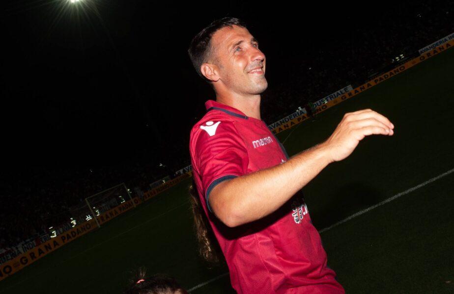 Andrea Cossu, managerul echipei lui Răzvan Marin, accident rutier teribil! Prognosticul medicilor este rezervat