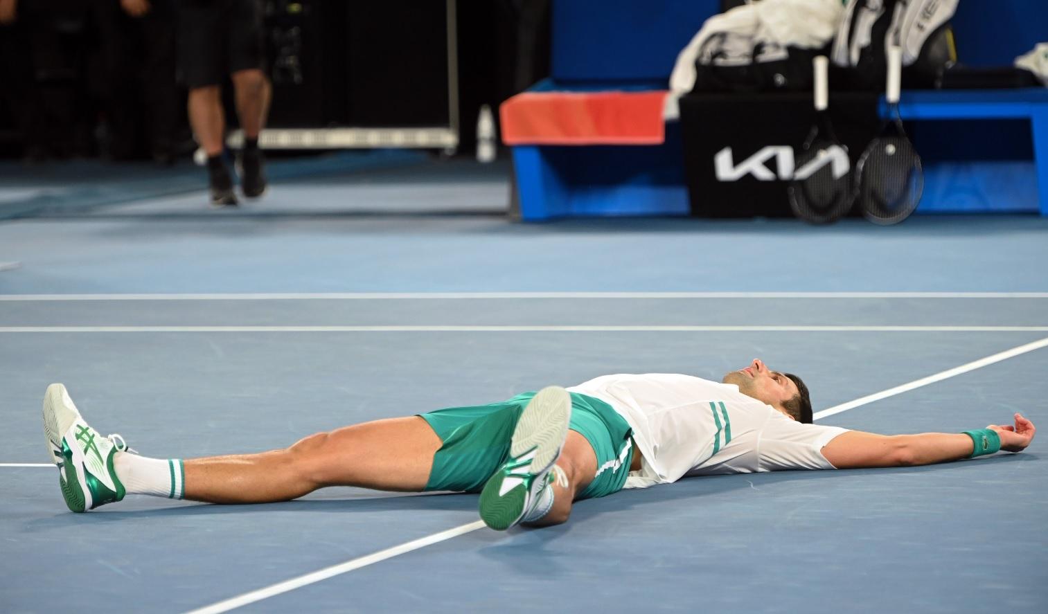 Novak Djokovic - Daniil Medvedev, finala de la Australian Open