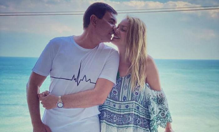 """Valentina Pelinel a dezvăluit unde îşi va petrece vara alături de Cristi Borcea: """"Plecăm doar amândoi!"""" Moment de gelozie în familie"""