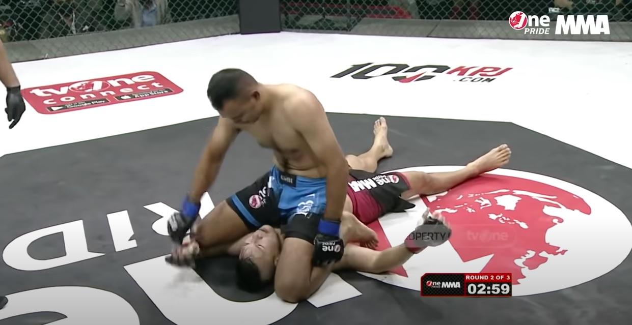 Meci de MMA din Indonesia