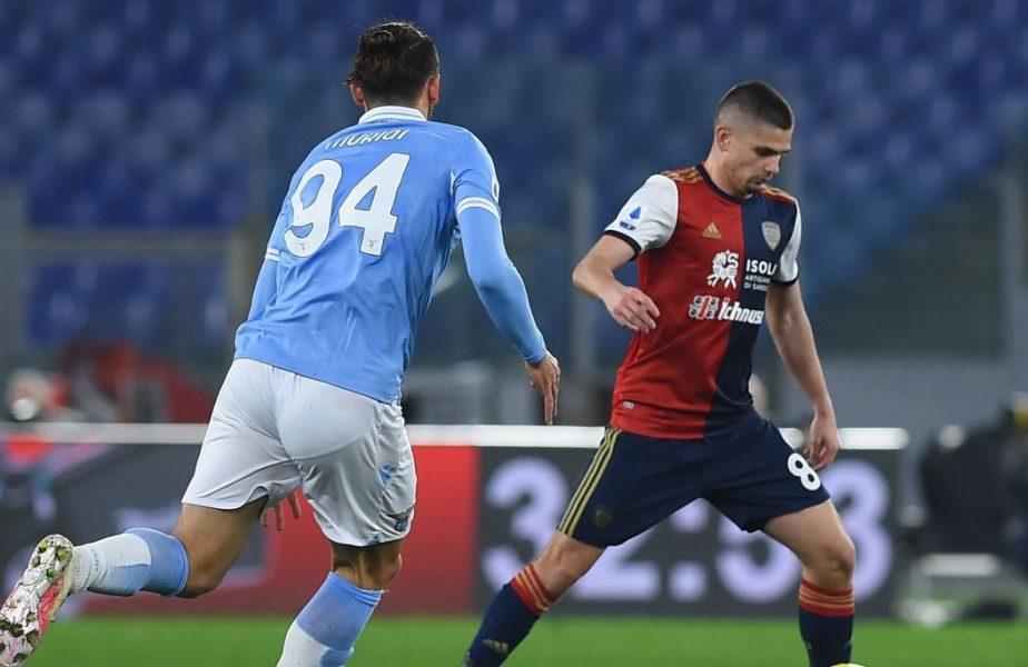 Oficial | Răzvan Marin a rămas fără antrenorul care l-a dorit la Cagliari. Di Francesco e OUT