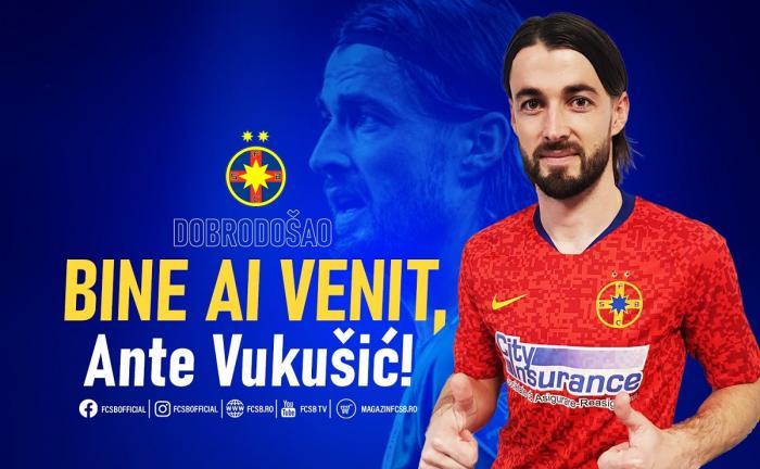 VUKUSIC-FCSB