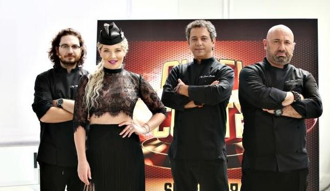 Chefi la Cuţite revine la Antena 1