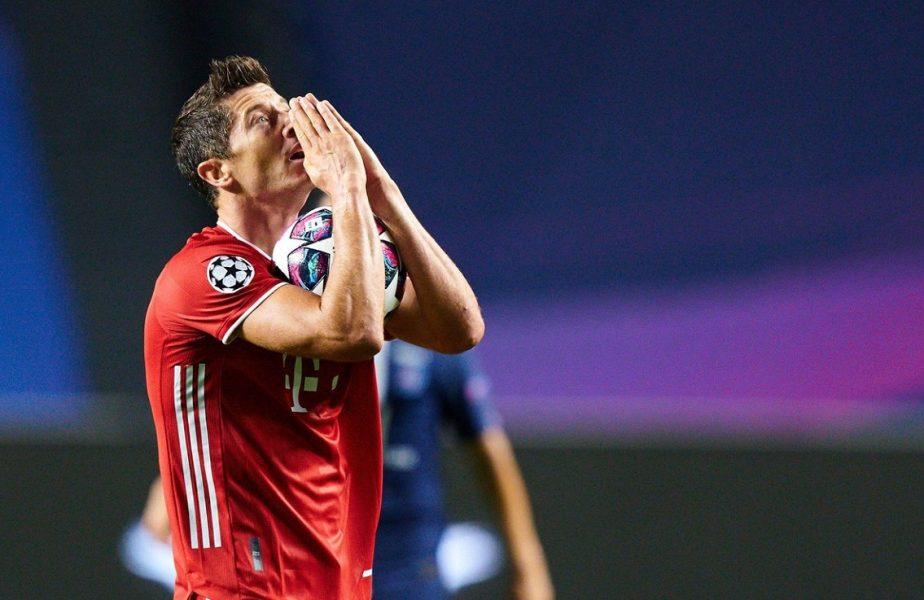 Lazio – Bayern 1-4. Campionii Europei, show în Champions League. Lewandowski şi puştiul de 17 ani, Musiala, printre marcatori