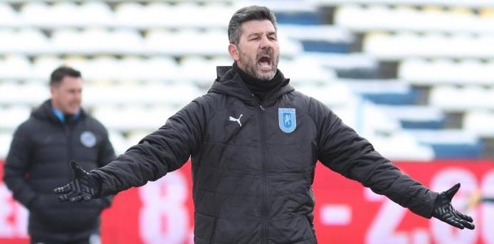 """Întrebarea care l-a iritat pe Marinos Ouzounidis, înainte de finala Cupei României: """"Tot aud asta!"""""""