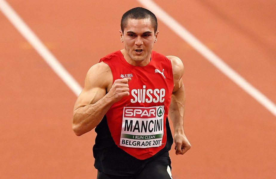"""Elveția l-a înscris la """"Europene"""" pe Mancini, atletul nazist care i-a făcut """"maimuțe"""" pe jucătorii naționalei franceze"""