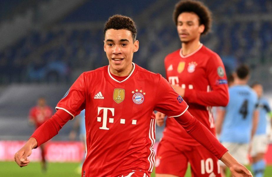 """Jamal Musiala, aşteptat în România! Alegerea făcută de puştiul de 17 ani al lui Bayern. """"Am o inimă pentru Germania şi una pentru Anglia"""""""