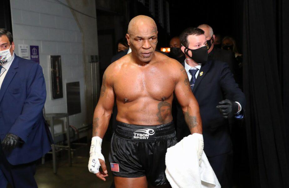 Suma uriașă pe care o face Mike Tyson, pe lună, din vânzarea de marijuana!