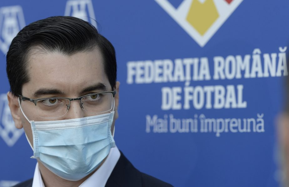 """Răzvan Burleanu, război total cu LPF: """"Pe palavragiii de la LPF îi suspectez că vor control pe arbitraj în interesul unui club"""""""