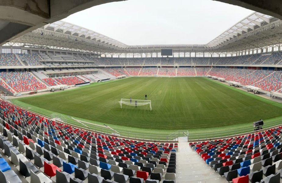 Ce lovitură pentru Steaua! FCSB ar putea inaugura noul stadion din Ghencea. Anunțul făcut de FRF