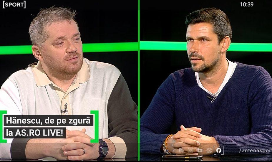 """EXCLUSIV AS.ro LIVE   Visul lui Hănescu! Năstase l-a inspirat să se apuce de tenis: """"Venea acasă cu o valiză de bani!"""" Cum a luat decizia să se retragă din tenis"""