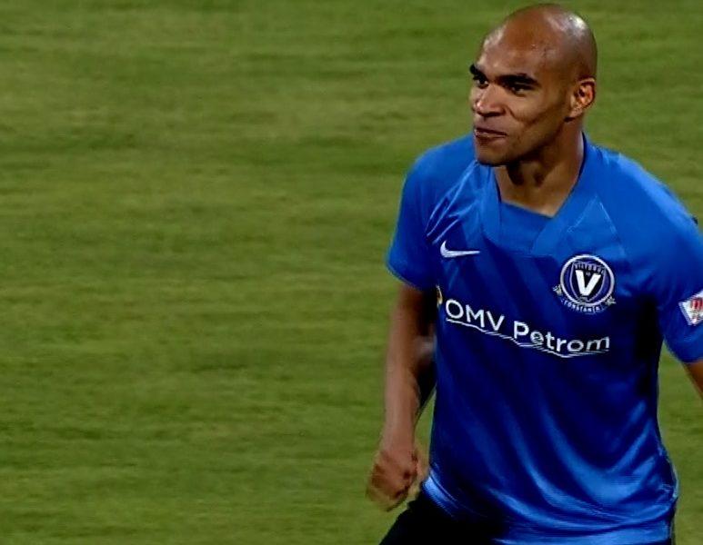 Jo Santos, coşmar pentru Dinamo. A distrus echipa lui Gane în doar 14 minute. Brazilianul le-a dat gol dinamoviştilor şi când juca la Hermannstadt