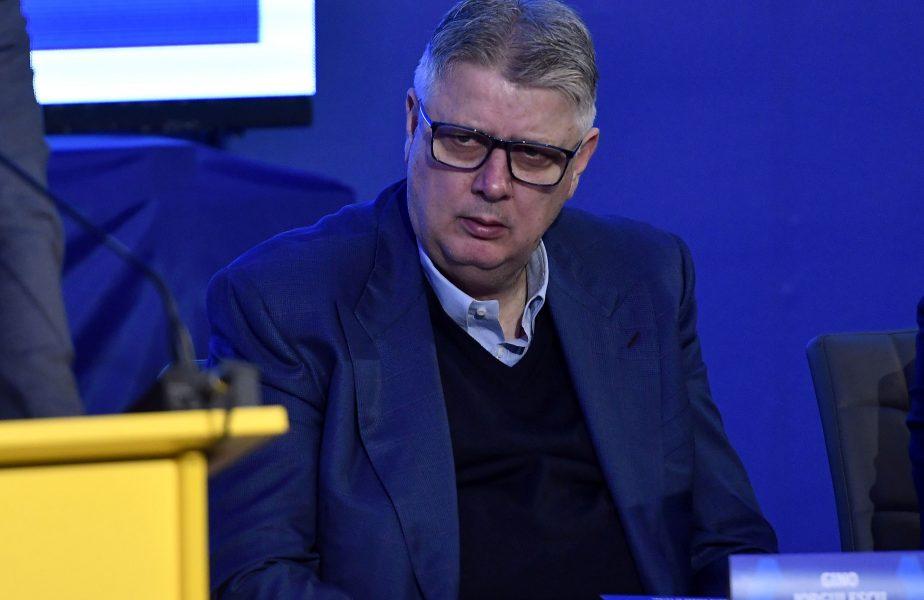 """Gino Iorgulescu, replică fulger pentru Burleanu în scandalul VAR: """"FRF doreşte să aibă control asupra arbitrilor!"""""""