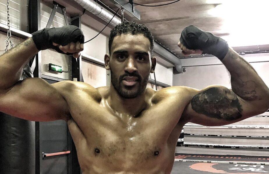 EXCLUSIV | Benny Adegbuyi, despre următorul meci din GLORY, dar și ce luptători preferați de MMA are