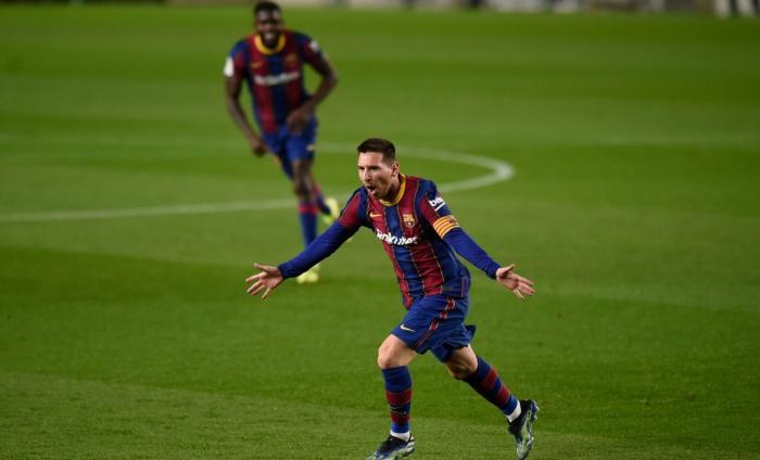 Sevilla – Barcelona 0-2 | Lionel Messi a decis derby-ul din La Liga. A reuşit un gol şi un assist şi are cifre astronomice împotriva andaluzilor