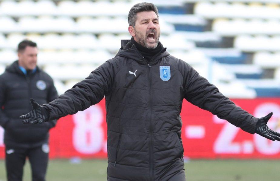 Chindia Târgoviște – Universitatea Craiova 1-0. Surpriză de proporții în Liga 1! Prima înfrângere pentru Marinos Ouzounidis. Oltenii, la patru puncte în spatele liderului FCSB