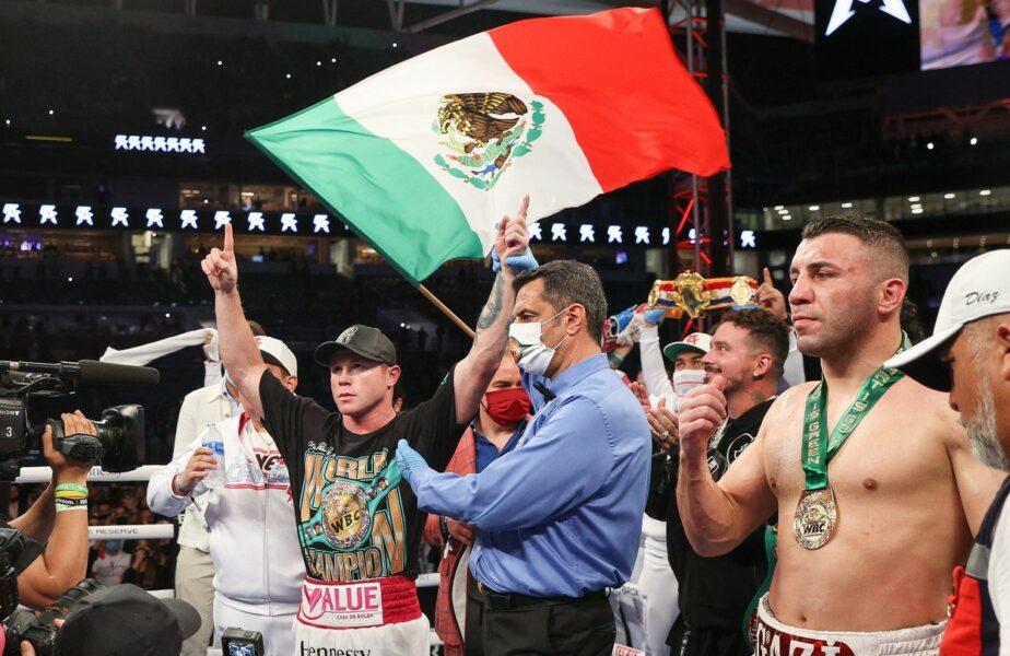 Canelo a câștigat cel mai ușor meci din carieră. Yildirim nu a trecut de runda a treia, deși mexicanul nu a forțat deloc
