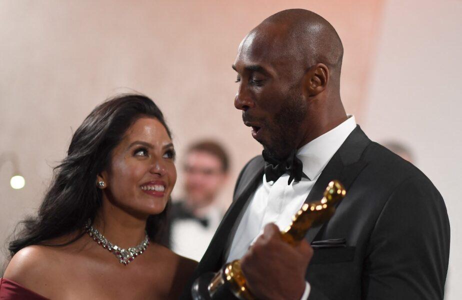 """Vanessa Bryant a reacţionat după un an după ce Kobe a fost numit """"violator"""", imediat după ce a murit. """"E ticălos şi deranjant"""""""
