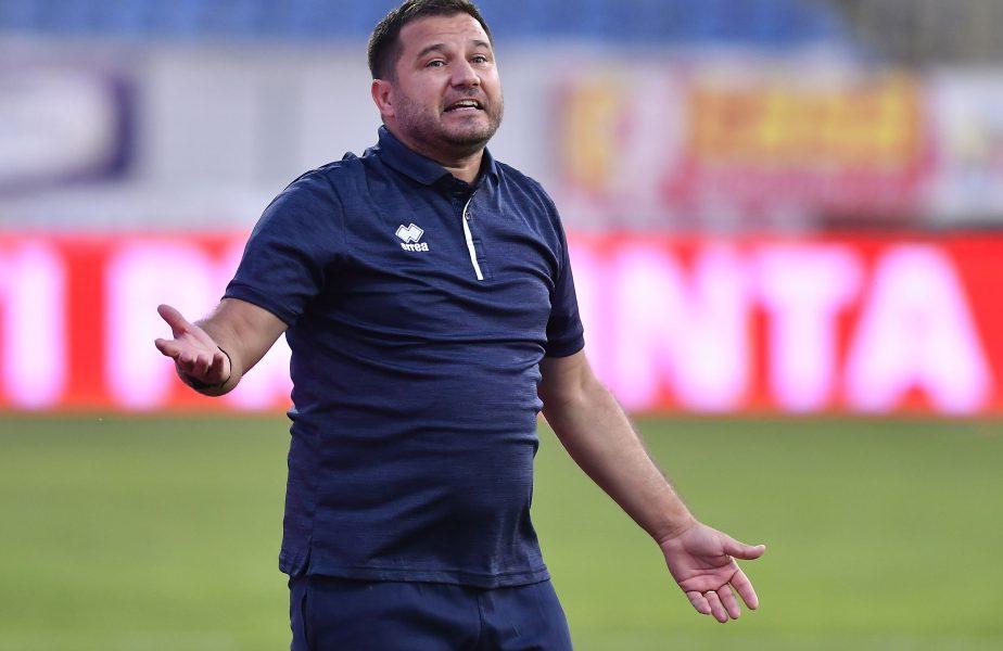 """Reacţia lui Marius Croitoru, după Botoşani – FCSB 0-2: """"E o lecţie pentru mine!"""" Întrebarea la care a evitat să răspundă: """"Dacă aş vorbi, iar mă cheamă la comisii!"""""""