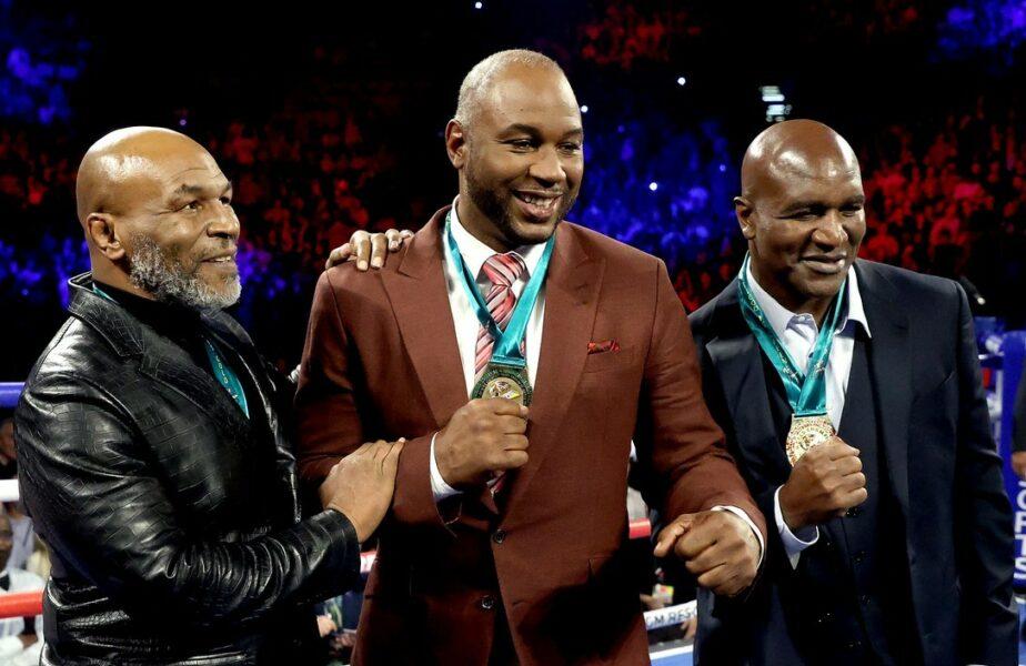Tyson și Lewis, meci istoric în 2021. Toți marii boxeri vor să lupte iar cu Mike, după lupta acestuia cu Roy Jones Jr.