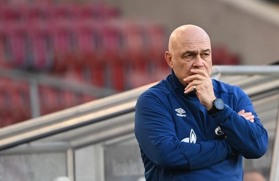 """Antrenorul lui Schalke a fost dat afară pentru că nu """"potrivea"""" jucătorii: """"Habar nu avea cum ne cheamă!"""""""