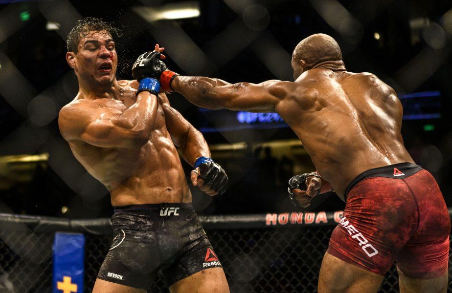 """A luptat matol în gala UFC 253. """"Am băut o sticlă întreagă, am dormit două ore și jumătate!"""""""