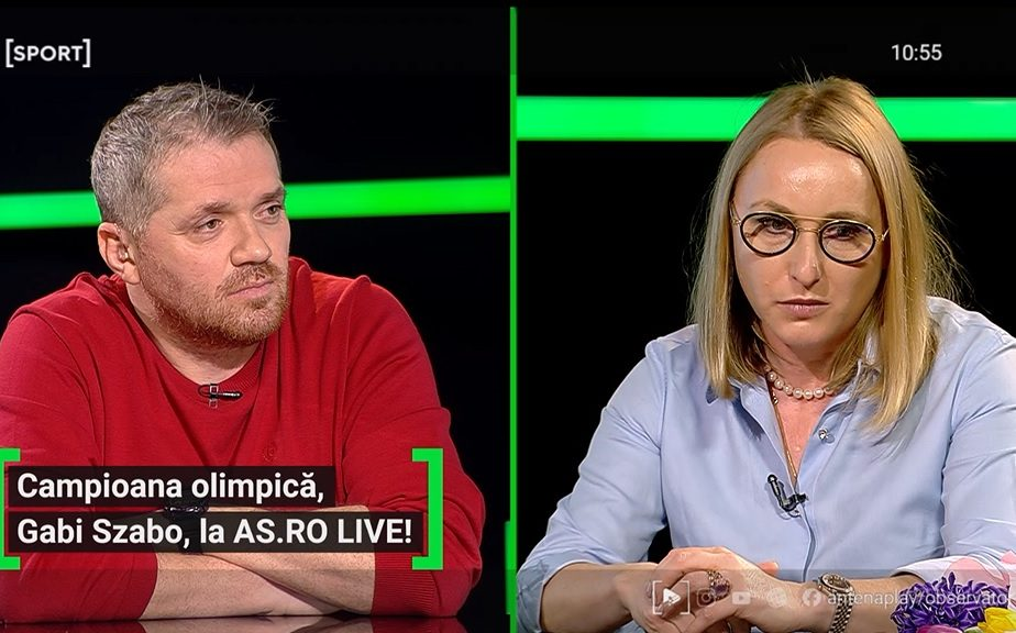 EXCLUSIV AS.ro LIVE | Impresionant! Iolanda Balaș Soter a stat două ore după Gabriela Szabo. Marea dezamăgire a campioanei olimpice