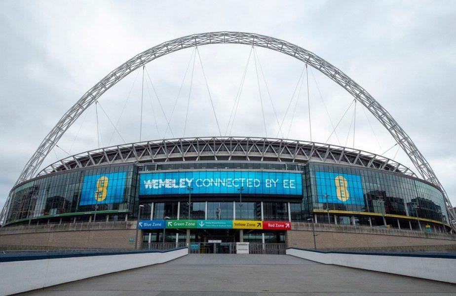 stadionul Wembley, Londra