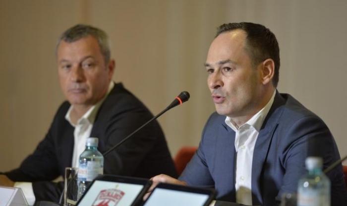 Ionuţ Negoiţă, lovitură devastatoare pentru Dinamo! Vrea să o dea afară din birourile de la RIN