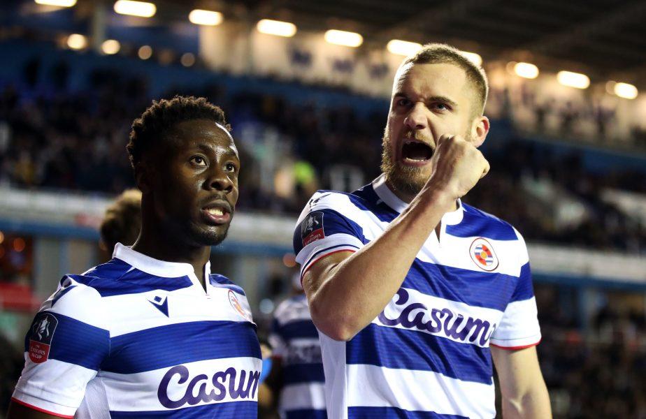 Ce revenire! George Puşcaş, gol pentru pentru Reading la primul meci ca titular după 3 luni! Cum a marcat