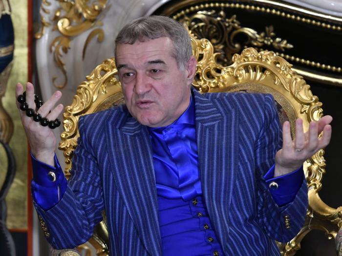 """EXCLUSIV   """"Eu dau totul pentru România!"""" Gigi Becali a răbufnit și a ieșit la atac: """"Fraudă, fraudă din banii publici!"""" Vrea să ducă echipa pe stadionul Arcul de Triumf"""