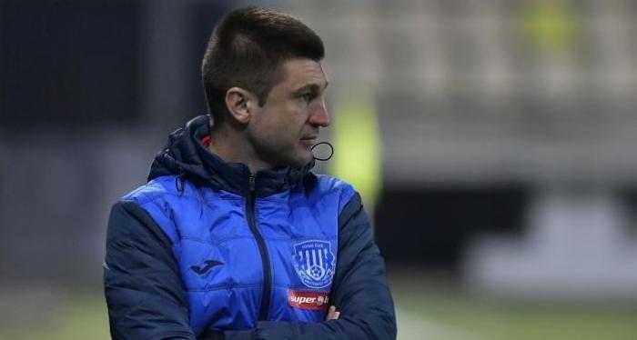 Andrei Cristea a rezistat doar patru meciuri! Decizii şoc la Poli Iaşi. Antrenorul a fost printre cei demişi