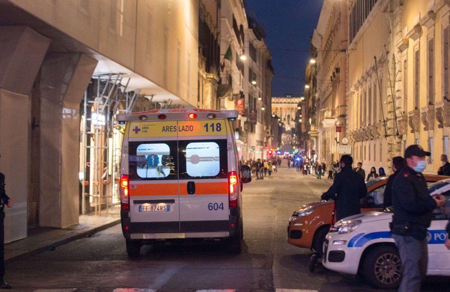 Dramă! Un om al străzii român, acuzat de omor. A urmărit cu toporul un copil de 16 ani care, de frică, a făcut stop cardiac