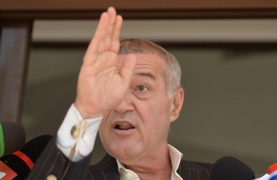 Gigi Becali a decis! :) Cine îl va înlocui pe Florinel Coman în partida cu Gaz Metan