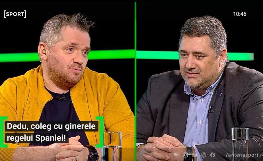 """EXCLUSIV AS.ro LIVE   Alexandru Dedu era plimbat cu mașina de ginerele regelui Spaniei: """"Eram cu el când i-a luat inelul fiicei regelui!"""""""