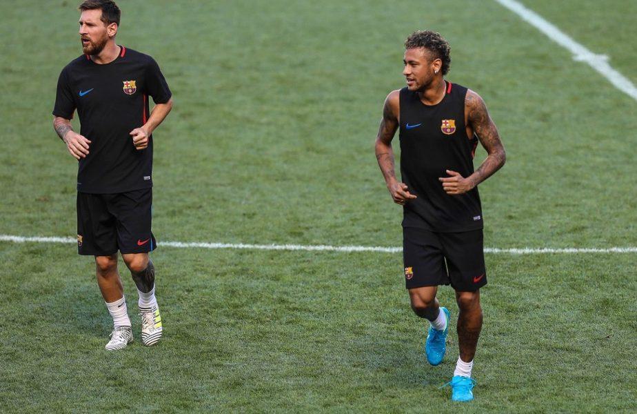 Neymar şi Messi, rivali pe Arena Naţională! Scenariul şoc pus la cale de FIFA. Cum se poate juca Brazilia-Argentina la Bucureşti