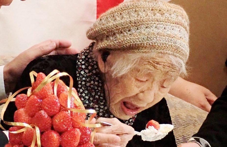 Cea mai bătrână persoană din lume va purta torţa olimpică la Tokyo. Kane Tanaka este pregătită să spulbere un record care părea de neatins!