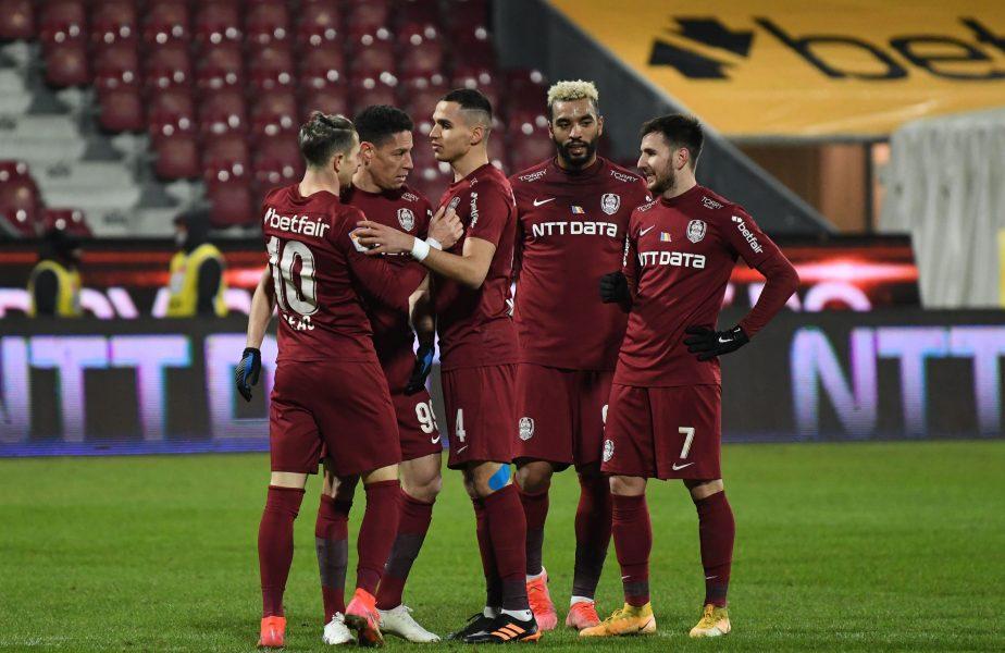 UTA Arad – CFR Cluj 0-1 | Un nou lider în Liga 1! Campioana a depăşit-o pe FCSB. Edi Iordănescu, eliminat înainte de golul victoriei