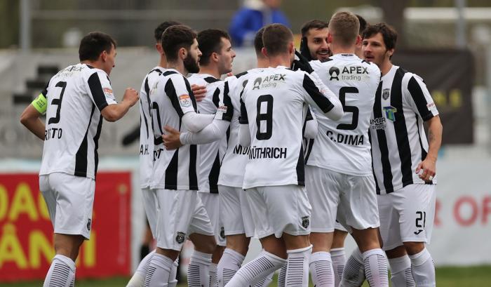 Astra – Hermannstadt 2-1. Spectacol la Giurgiu! Mihai Răduţ e noul Budescu. A dat gol şi pasă de gol