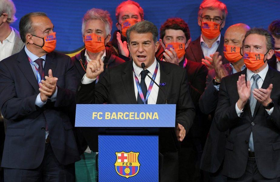 """UPDATE   Joan Laporta, anunţ despre viitorul lui Lionel Messi: """"M-a felicitat"""". Noul preşedinte a sărbătorit ca un suporter! Ce transfer uriaş pune la cale"""