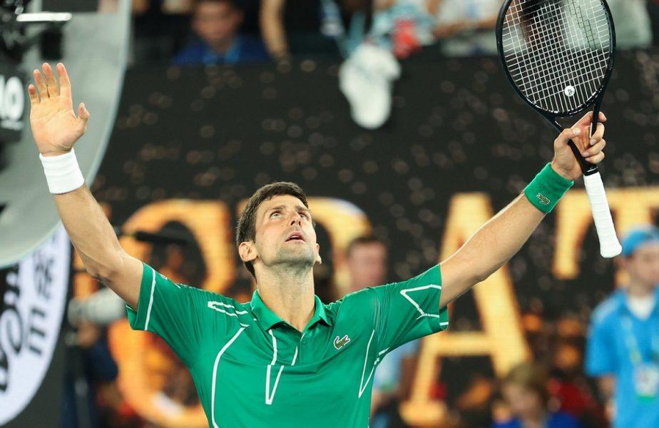 """Novak Djokovic, cel mai bun din istorie! L-a depăşit pe Roger Federer + Elveţianul revine după 13 luni: """"Majestatea sa pluteşte pe teren"""""""
