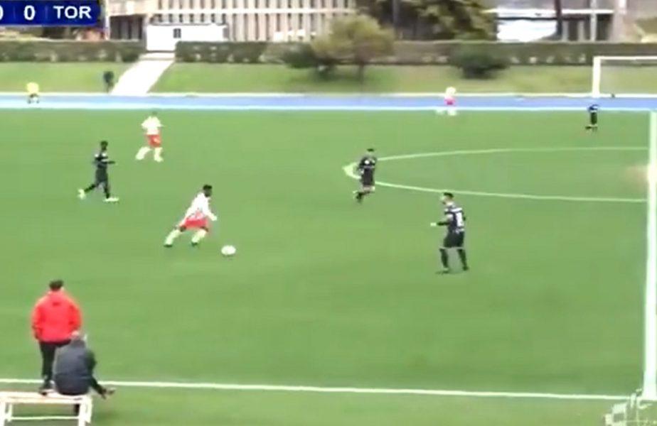 VIDEO | Golul începutului de an! Un fotbalist crescut de Manchester United, execuţie fabuloasă de la 60 de metri