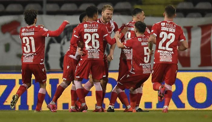 FC Voluntari – Dinamo 1-1. Două goluri de senzaţie şi ratări uriaşe de ambele părţi. Şase etape fără victorie pentru echipa lui Gane