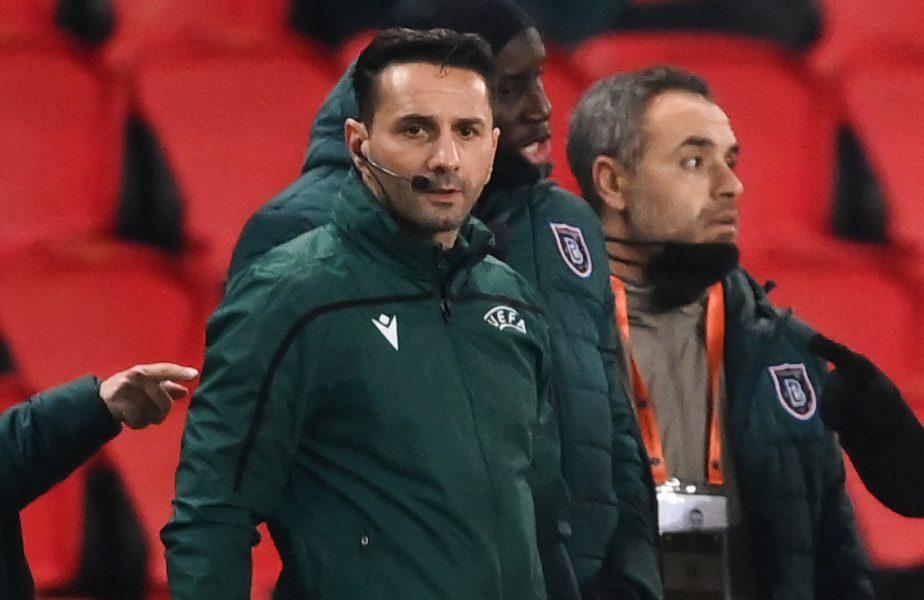 Decizie şoc! Sebastian Colţescu, suspendat de UEFA până la finalul sezonului, după scandalul de rasism de la PSG- Başakşehir
