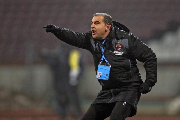 Dinamo – FC Voluntari | Jerry Gane, lecție pentru jucători! Nepomuceno, lăsat în afara lotului pentru că e prea gras. Ce s-a întâmplat cu Fabbrini