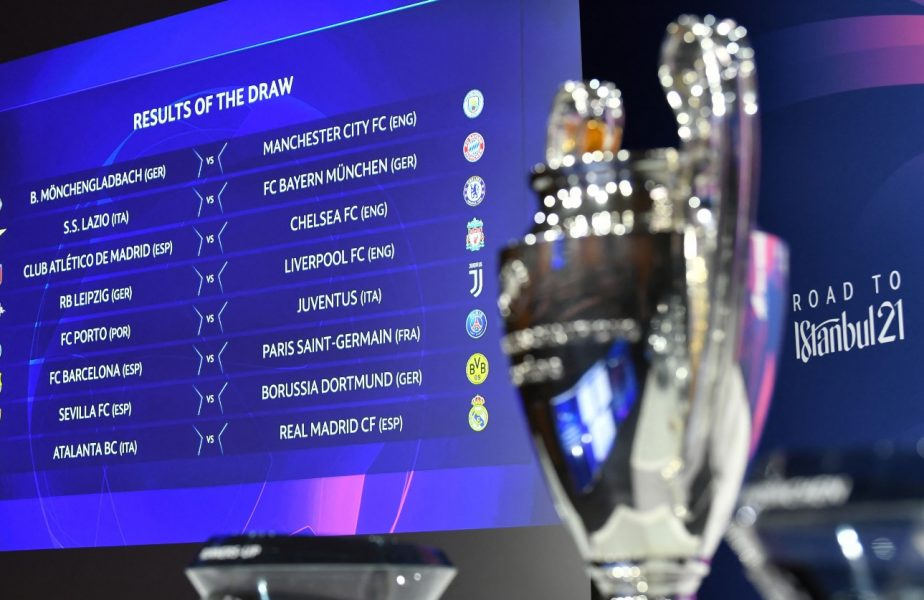 News Alert | Champions League, un nou format din 2024! 36 de echipe într-o singură grupă