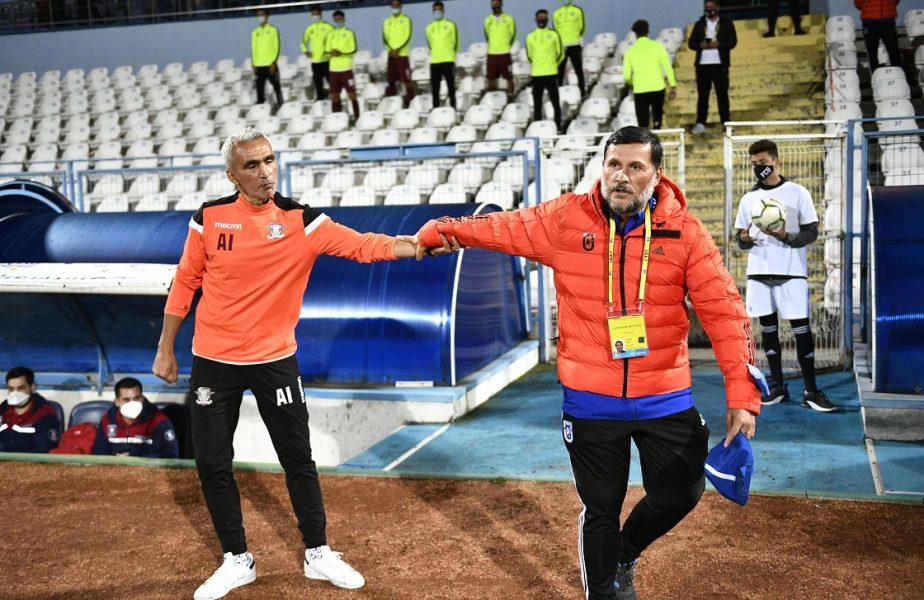 Nicolo Napoli va fi noul antrenor al lui Poli Iaşi. Italianul a bătut palma cu conducătorii clubului şi revine în Copou!
